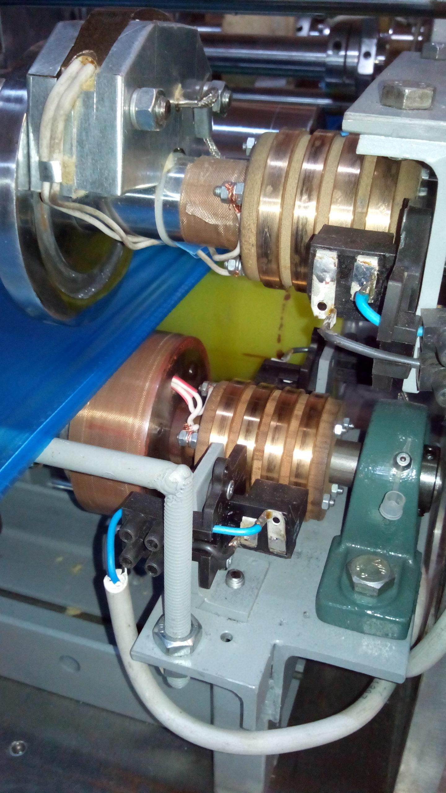 Замена ультразвукового узла на термосварной